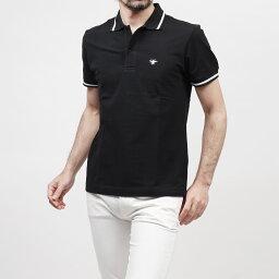 ディオールオム ディオールオム Dior HOMME ポロシャツ MC ABEILLE NOIR ブラック系 463j800b0373 980 メンズ【返品送料無料】【ラッピング無料】【あす楽対応_関東】
