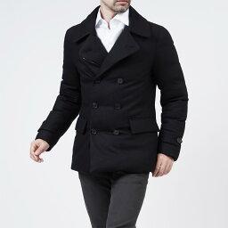 エンポリオ・アルマーニ エンポリオアルマーニ EMPORIO ARMANI ダウンジャケット BLACK ブラック系 u1b730 u1038 999 メンズ【返品送料無料】【あす楽対応_関東】