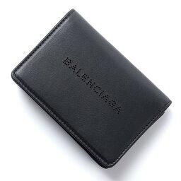 バレンシアガ バレンシアガ/BALENCIAGA カードケース 名刺入れ PORTE CARTE ブラック ブラック系 456464 dqpon 1000 メンズ【あす楽対応_関東】【ラッピング無料】【返品送料無料】【17/01/13】