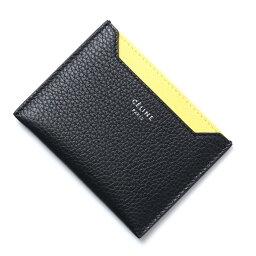 セリーヌ セリーヌ CELINE カードケース LEATHER Black ブラック系 10781 3afe 38no レディース【あす楽対応_関東】【ラッピング無料】【返品送料無料】【170407】