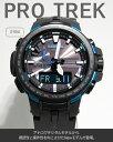 電波腕時計 送料無料♪カシオ PROTREK メンズソーラー電波腕時計【PRW-6100Y-1AJF】(正規品)