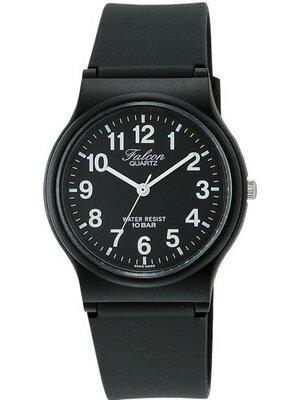 シチズン スポーツウォッチ 10気圧防水 メンズ アナログ 腕時計 ブラック 黒(CBQ17A-003BKBK)アラビア数字 ランニングウォッチ Q&Q CITIZEN MENS ANALOG マラソン ランニング 時計 アウトドア ウォッチ