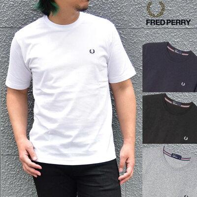 【SALE/30%OFF】フレッドペリー Tシャツ クルーネックTシャツ[全4色](F1716)FRED PERRY CREW NECK T-SHIRT メンズ【服】_1806trip[M便 1/1]【返品交換・ラッピング不可】