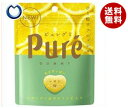 グミ 【送料無料】カンロ ピュレグミ レモン 56g×12(6×2)袋入 ※北海道・沖縄・離島は別途送料が必要。