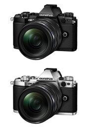 オリンパス OLYMPUS OM-D E-M5 MarkII 12-40mm F2.8レンズキット『2016年7月8日発売』5軸手ぶれ補正搭載ミラーレスデジタル一眼 EM5 MK2ボディ+M.ZUIKO DIGITAL ED 12-40mm F2.8 PRO Lens Kit【smtb-TK】[02P05Nov16]【コンビニ受取対応商品】