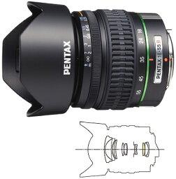 ペンタックス [3年保険付]PENTAX DA18-55mm F3.5-5.6AL II『1~3営業日後の発送』【RCP】[fs04gm][02P05Nov16]