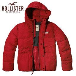 ホリスター ホリスター HOLLISTER 正規品 メンズ アウタージャケット ホリスター Leucadia Puffer Jacket 332-324-0175-050