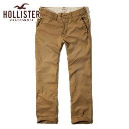 ホリスター ホリスター チノパン メンズ 正規品 HOLLISTER ボトムス ツ Classic Straight Chinos 330-302-0191-045 父の日