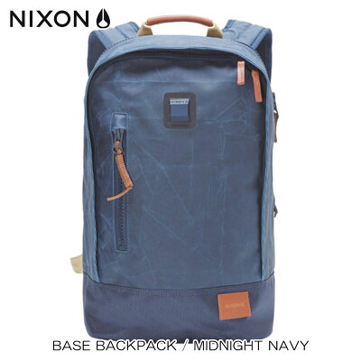 25%OFFセール 【販売期間 1/23 16:00〜1/28 09:59】 ニクソン NIXON 正規販売店 バッグ Base Backpack Midnight Navy NAVY NC21851242-00 D15S25