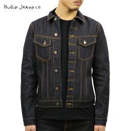 ヌーディージーンズ ヌーディージーンズ アウター メンズ 正規販売店 Nudie Jeans ジャケット デニムジャケット BILLY DRY RING DENIM JACKET DENIM B26 160471 5003 D00S20