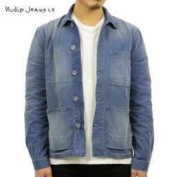 ヌーディージーンズ ヌーディージーンズ Nudie Jeans 正規販売店 メンズ アウター デニムジャケット PAUL WORKER DENIM JACKET ODEN BLUE C28 160543 5015