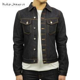 ヌーディージーンズ ヌーディージーンズ アウター メンズ 正規販売店 Nudie Jeans ジャケット デニムジャケット KENNY DRY RING DENIM JACKET DENIM B26 160561 5018