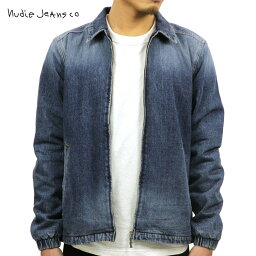 ヌーディージーンズ ヌーディージーンズ アウター メンズ 正規販売店 Nudie Jeans ジャケット デニムジャケット TORKEL VINTAGE BLUE DENIM JACKET 160570 B26 DENIM