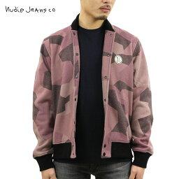 ヌーディージーンズ ヌーディージーンズ ジャケット メンズ 正規販売店 Nudie Jeans アウター スタジアムジャケット BENGAN JACKET MULTI 160667 R22