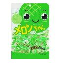 あめ・キャンディ 【川口製菓】メロンちゃんアメ 75g×10袋  メロンキャンデー あめ 飴