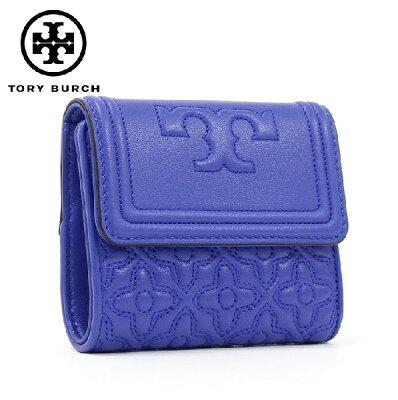 トリーバーチ 三つ折り財布 レディース TORY BURCH Wallet SONGBIRD 46184 460 【送料無料♪】