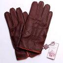 デンツ 手袋(メンズ) DENTSデンツ【英国製】ヘアシープグローブ(ブラウン)【送料無料】メンズ 手袋メンズ 冬 防寒 手袋++