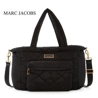 マークジェイコブス キルティング ナイロン マザーズバッグ Marc Jacobs Quilted Nylon Baby Bag