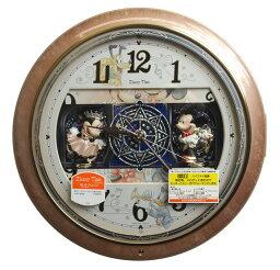 からくり 時計 セイコー からくり時計 【ディズニー】