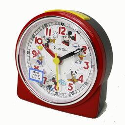 目覚し時計 セイコークロック SEIKO ディズニー キャラクター 目覚し時計 置き時計 FD480R 【あす楽対応】