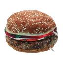 ハンバーガーの小物入れ dci YUMMY POCKETS HAMBURGER ヤミー ポケット ハンバーガー ポーチ グッズ おしゃれ 個性的 アメリカ インスタ映え 小物入れ かわいい ファッション デザイン ファーストフード バーガー 食べ物 プレゼント ギフト 贈り物 誕生日