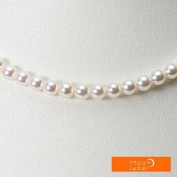 あこや真珠 ベビーパール あこや真珠 ネックレス 5.0mm ベビーパール アコヤ 真珠 ネックレス レディース CA00050R13WPN00000