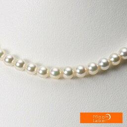 あこや真珠 ベビーパール あこや真珠 ネックレス 5.5mm ベビーパール アコヤ 真珠 ネックレス レディース CA00055R12CW000000