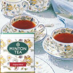 ミントン・ティー ミントンティーオリジナルブレンド 80g缶入り [伝統を受け継いだ本格的な英国紅茶 MINTON TEA]