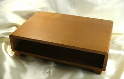 woodny オルゴール オルゴール用 サウンドボックス(共鳴箱) ライトブラウン Sサイズ ウッドニー製(日本)Z005-SLB