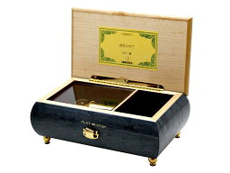 サンキョー オルゴール 30弁オルフェウス 宝石箱 サンキョー(日本製)EX-156