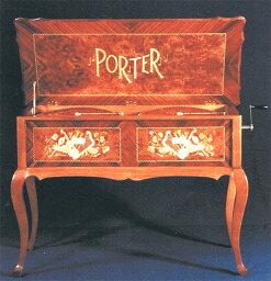 ポーター オルゴール ポーター(アメリカ) ツインディスク Porter TWINDISK[送料無料]