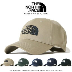 ザ・ノース・フェイス 【再入荷】【THE NORTH FACE ザ・ノースフェイス】 キャップ ベースボールキャップ TNFロゴ 帽子 CAP 小物 ザノースフェイス メンズ men's 国内正規品 インポート ブランド 海外ブランド アウトドアブランド NN02135