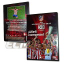DVD(サッカー) AS社 アトレチコマドリード 11-12UEFAリーグ優勝記念DVD【Atletico Madrid/ファルカオ/リーガエスパニョーラ/サッカー】 ECM14