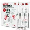 DVD(サッカー) 【予約GER09】BEST OF BUNDESLIGA 1963 - 2013 DVD7本セット【サッカー/ブンデスリーガ/バイエルン/シャルケ/ドルトムント/50周年】