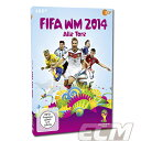 DVD(サッカー) FIFA ワールドカップ2014ブラジル大会 全ゴール集DVD 【サッカー/ドルトムント/Worldcup/ドイツ代表/ラーム/ノイアー】DFB16