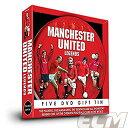 """DVD(サッカー) 【国内未発売】マンチェスターUTD レジェンドDVD5枚セット """"LEGENDS""""【サッカー/プレミアリーグ/マンチェスターユナイテッド/Manchester United】"""