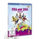 DVD(サッカー) FIFA ワールドカップ2014ブラジル大会 全ゴール集 ブルーレイDVD【Blu-ray/サッカー/Worldcup/ドイツ代表/ラーム/ノイアー】DFB16