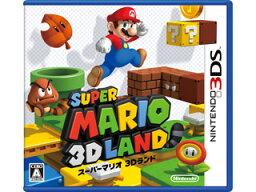 スーパーマリオ 3Dランド 任天堂 スーパーマリオ 3Dランド【3DS】