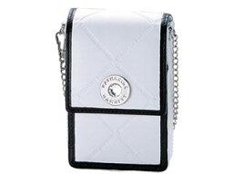 キャサリンハムネット シガレットケース KATHARINE HAMNETT/キャサリンハムネット KH555002 シガレットケース 5型 白