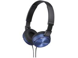 ソニー SONY/ソニー MDR-ZX310-L(ブルー) ステレオヘッドホン