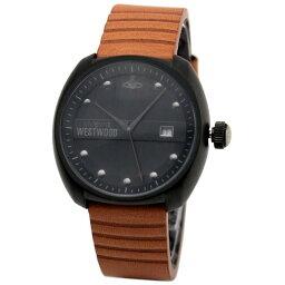 ヴィヴィアンウエストウッド 【送料無料】Vivienne Westwood ヴィヴィアン ウエストウッド メンズ 腕時計 時計 ブラック×ブラウン とけい ビビアン VV080BKTN【あす楽対応】【RCP】【プレゼント】【ブランド】【セール】