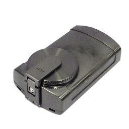 ノイ 訳あり【NEU ノイ】携帯灰皿 ハンディアシュトレイ BL01:ブラックニッケルメッキ