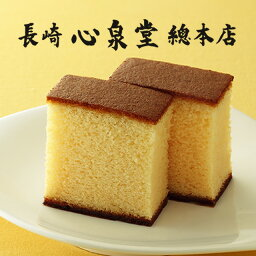 カステラ 【あす楽】幸せの黄色いカステラ0.6号 T601
