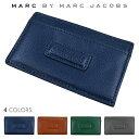 マークバイマークジェイコブス 【割引クーポン配布中】 MARC JACOBS/マーク ジェイコブス Limited Edition Leather ID Case レザーカードケース パスケース 定期入れ 【あす楽対応】