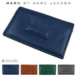 マークバイマークジェイコブス 【クーポン利用で最大1,000円OFF】 MARC JACOBS/マーク ジェイコブス Limited Edition Leather ID Case レザーカードケース パスケース 定期入れ 【あす楽対応】