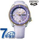 パンナコッタ セイコー 5スポーツ ジョジョの奇妙な冒険 黄金の風 パンナコッタ・フーゴ 流通限定モデル 腕時計 SBSA030 ジョジョ 時計