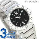 ブルガリブルガリ ブルガリ 時計 BVLGARI ブルガリ26mm クオーツ 腕時計 BB26BSSD ブラック【あす楽対応】