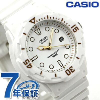 ポイント最大24倍!16日1時59分まで カシオ 腕時計 チープカシオ デイト 海外モデル ホワイト CASIO LRW-200H-7E2VDF チプカシ 時計