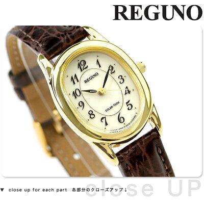 シチズン REGUNO レグノ ソーラーテック レディス RL26-2091C 腕時計 時計