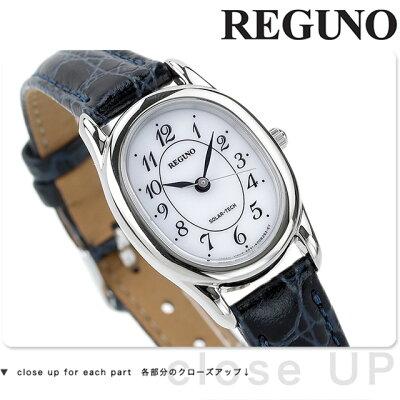 シチズン REGUNO レグノ ソーラーテック レディス RL26-2093C 腕時計 時計